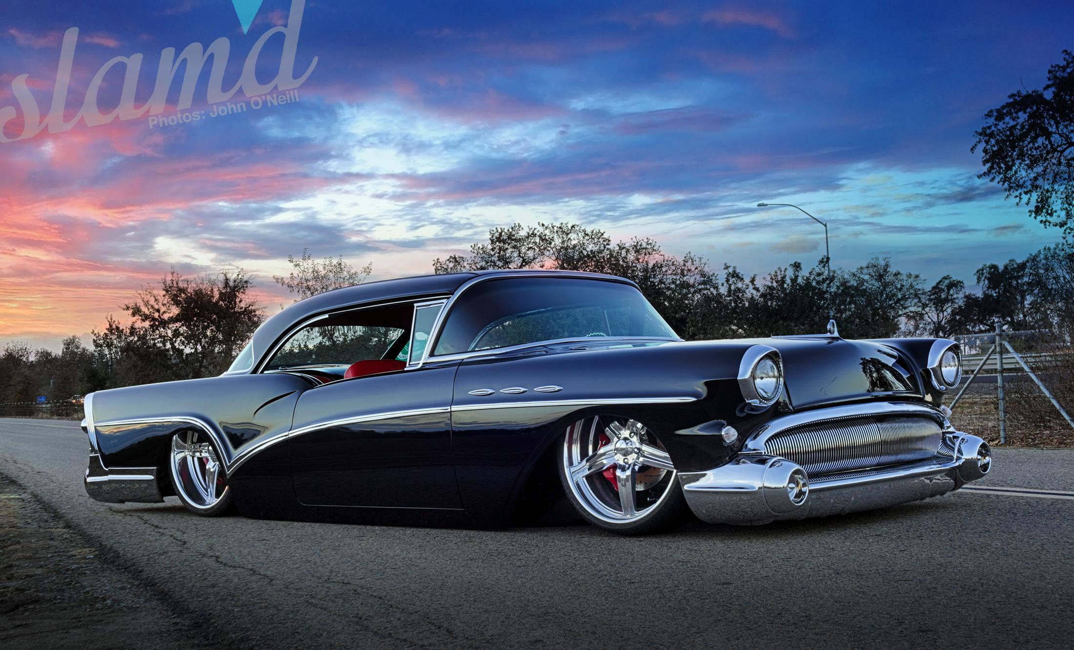 Classic Car Wallpaper 57 Chevy Us Built Australia Driven 1957 Buick Special Slam D Mag
