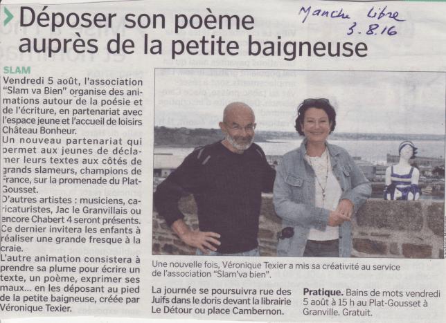 La Manche Libre 05/08/2016