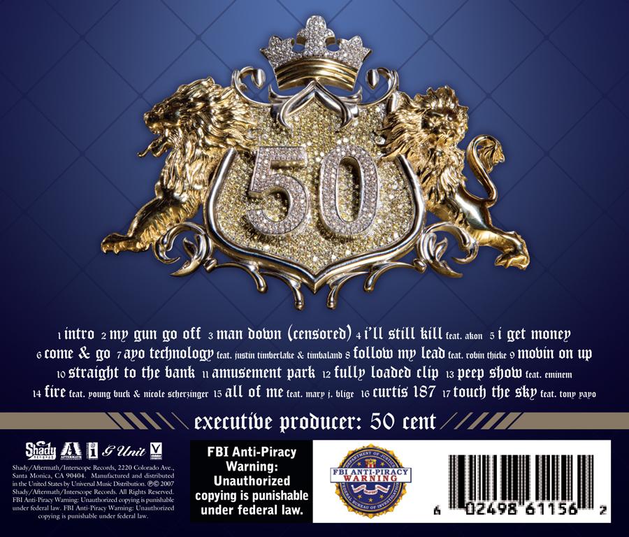 50 cent curtis  Slang Inc