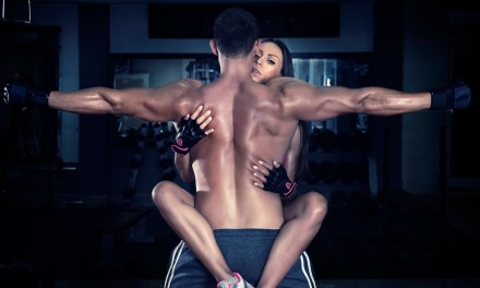 Seks in de gym: je gelooft niet hoeveel mensen hebben sex in de gymzaal!