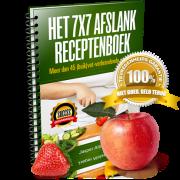 7x7+afslank+receptenboek