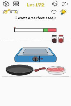Jawaban Kidding Me : jawaban, kidding, Kidding, Perfect, Steak, Level