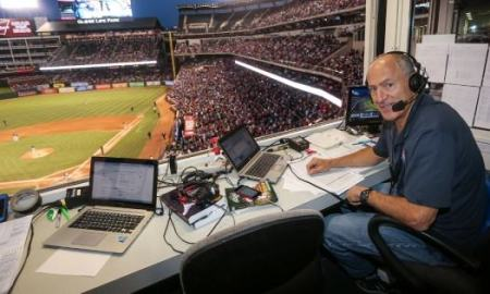 Baseball Time In Texas Ep 1: Eric Nadel Interview and Much Ado About Left Field