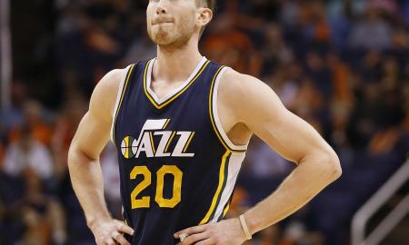 Jazz Forward Gordon Hayward To Make Debut Sunday Vs. Knicks