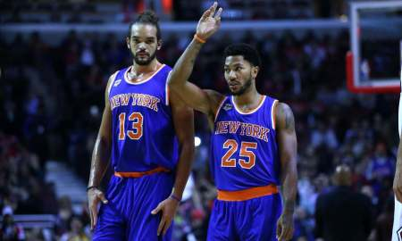 Knicks Play Like We All Hoped, Beat Bulls 117-104