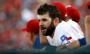 Mitch Moreland, Red Sox, Rangers