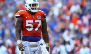 2017 NFL Draft: Scouting Florida DT Caleb Brantley
