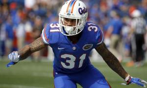 2017 NFL Draft: Scouting Florida CB Teez Tabor 1