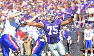 2017 NFL Draft: Scouting Kansas State EDGE Jordan Willis 1