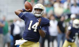 2017 NFL Draft: Scouting Notre Dame QB DeShone Kizer