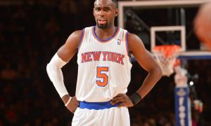 New York Knicks Make Guard Tim Hardaway