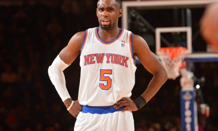 New York Knicks Make Guard Tim Hardaway