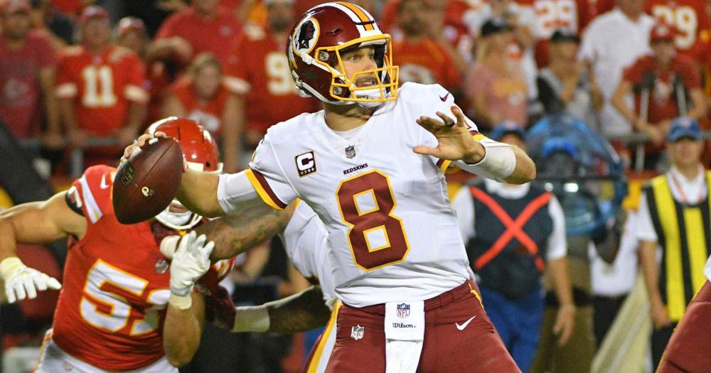 Heading West Best Option for Redskins' Kirk Cousins 1