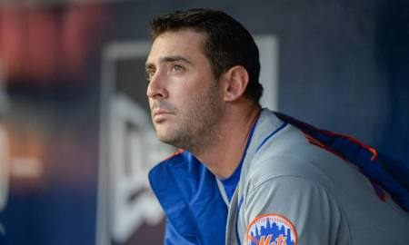 Time for the Mets to move on from Matt Harvey