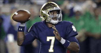 Flaherty's Fighting Irish Recap: Week 1 1