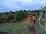 The morning we arrived at the Mara West.