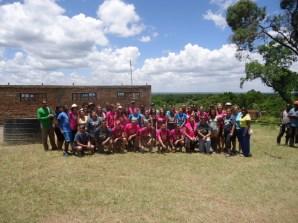 SLA's Mission Team of 2013.