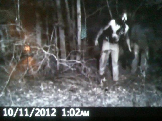 Caught Zombie Camera