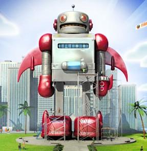 Firefox 3 Robot