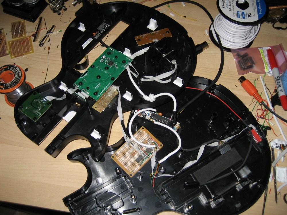 medium resolution of guitar hero guitar wiring diagram