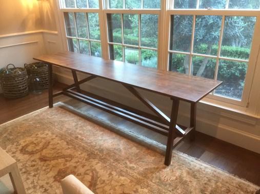 oak sofa table main
