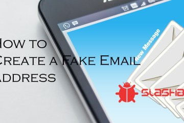create fake email address