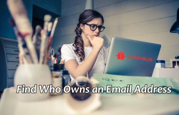 How to Find Out Who Owns an Email Address