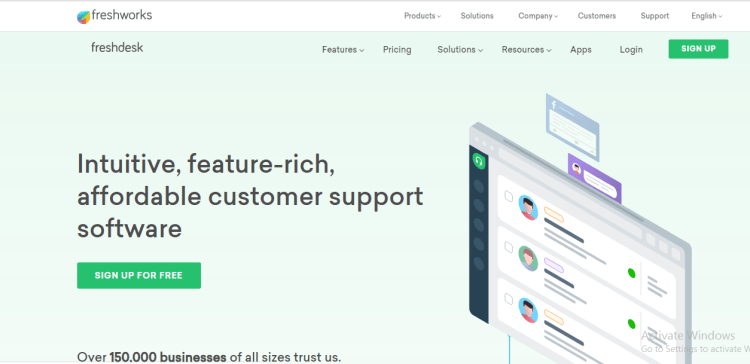 freshdesk review 2019