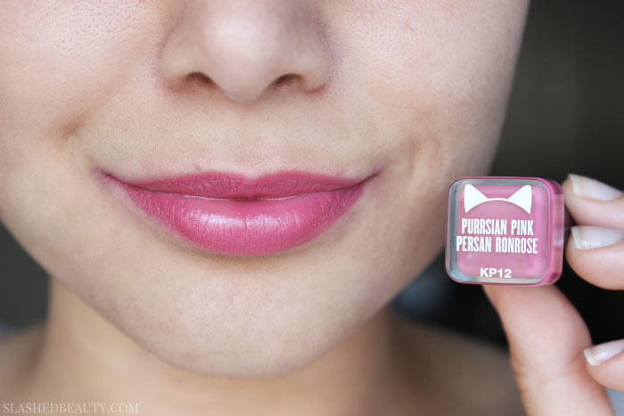 Katy Perry Cover Girl Matte Lipstick