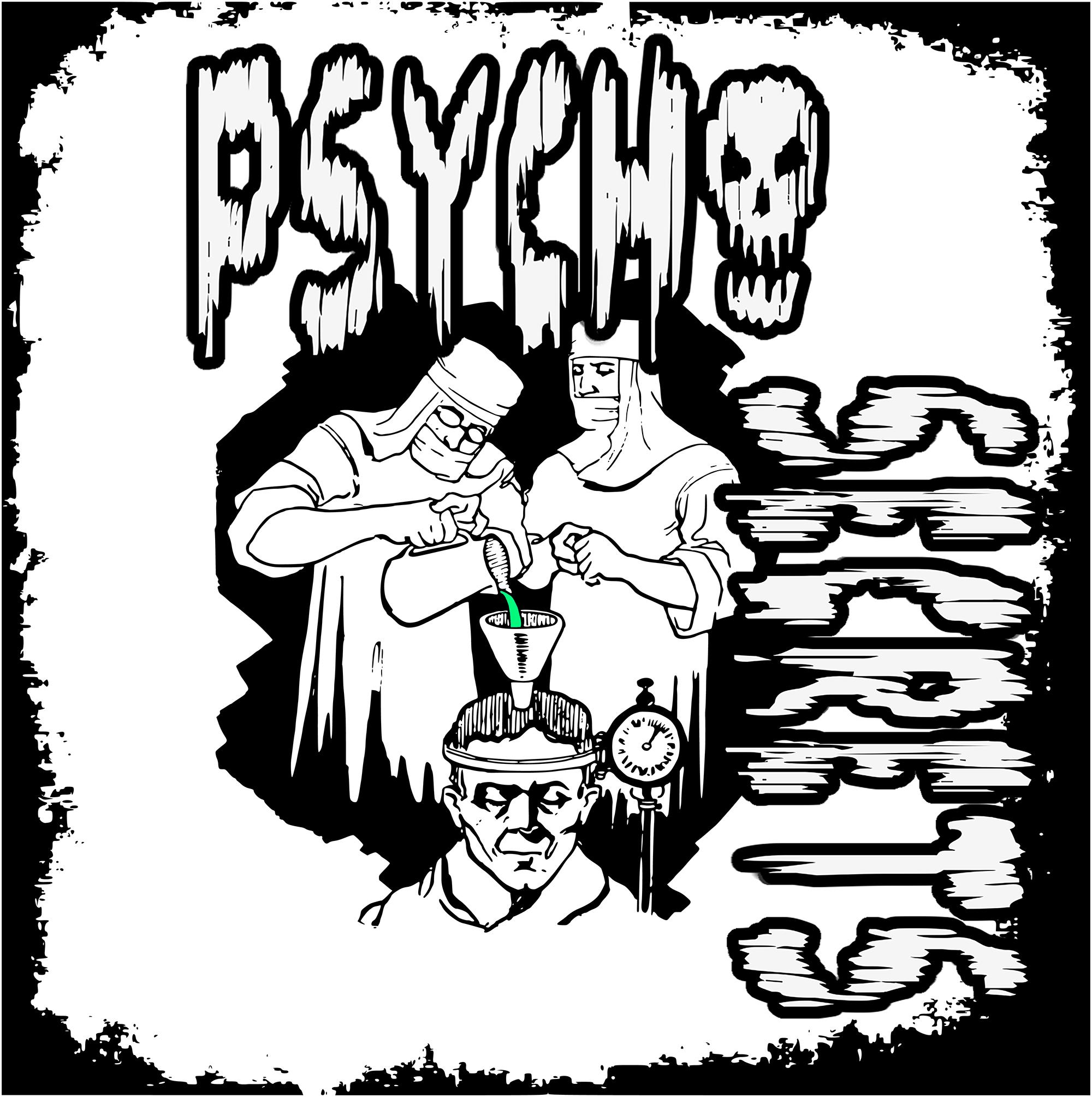 Psycho Secrets: Sam Syko