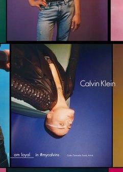 Calvin Klein F_W 2016_17 Campaign by Tyrone Lebon 1