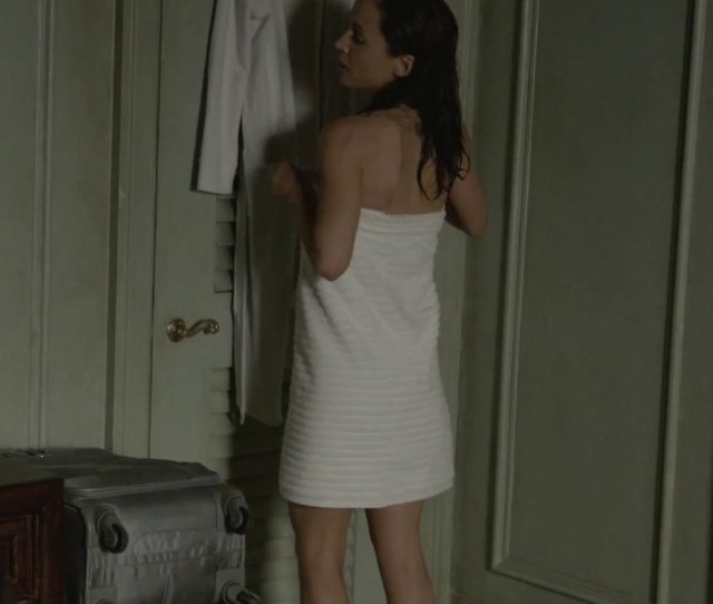 Eliza Dushku Nude Top To Bottom In Banshee