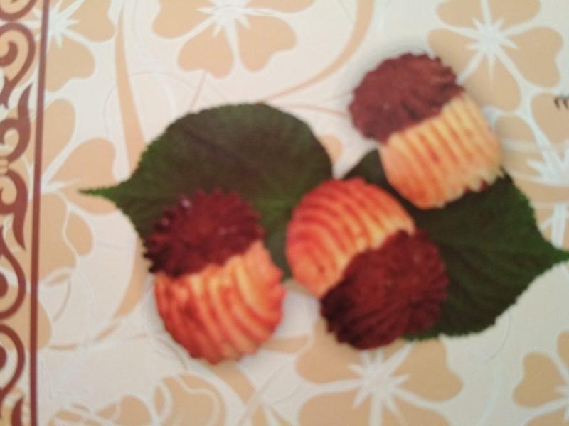Печенье Зиг Заг 2,5 кг (Пристольная) 1