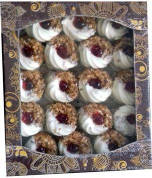 Печенье Париж в ассортименте 500 гр 1