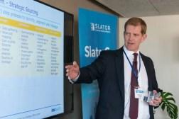 Steve Kirk, Global Chief Procurement Officer, QuintilesIMS