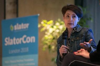 Panel at SlatorCon London 2018