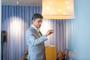 SAP Globalization Chief Ferose VR at SlatorCon San Francisco 2018