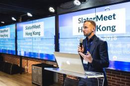 Slator's Florian Faes talks about the language industry in 2018 and what 2019 holds in store