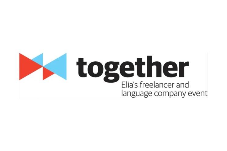 "Elia and ProZ.com Partner to Broadcast ""Together 2019"""