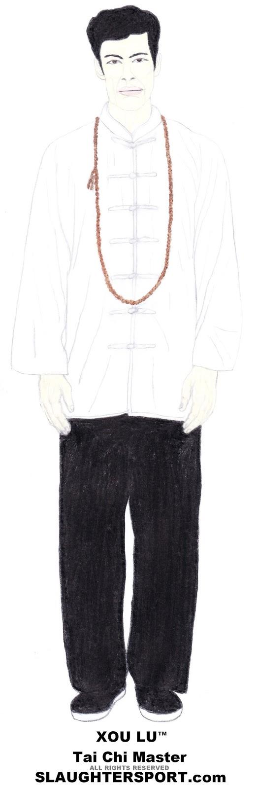 XOU LU Tai Chi Master SLAUGHTERSPORT.COM