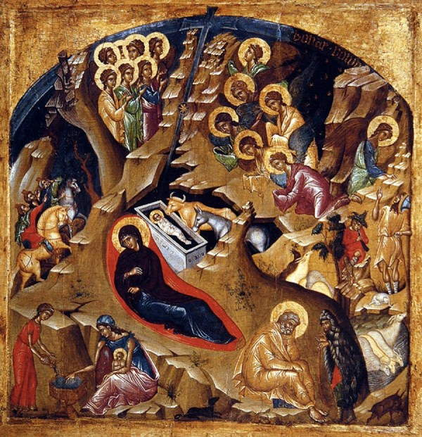 Nativity Of Christ Slave Immaculate