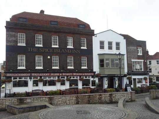 Spice Island Inn