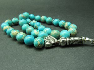 Misbaha prayer beads