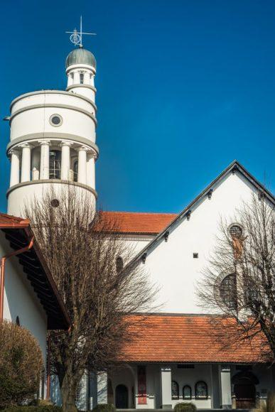Cerkev V Bogojini