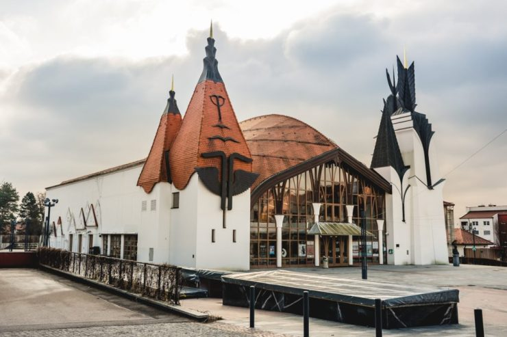Kulturni Dom Lendava