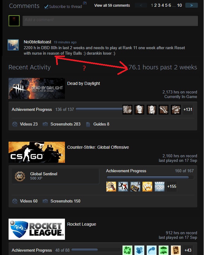 Funny Steam Comments : funny, steam, comments, Switch, Slay.pro