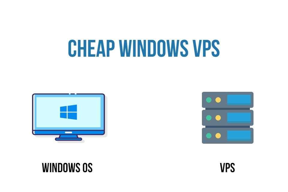 Cheap Windows VPS 2021