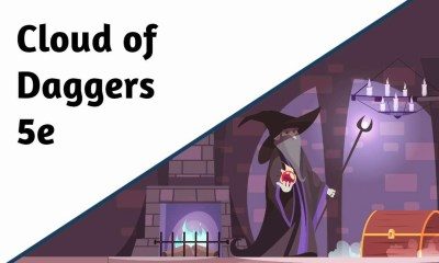 Cloud of Daggers 5e