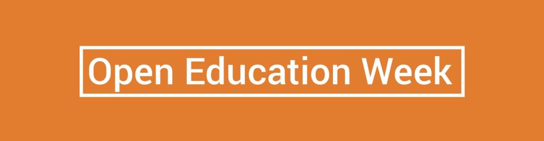 OER Week - Open Education Week
