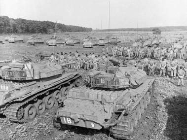 Cambrai Day in November 1970, Observed at Nui Dat